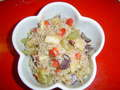 Ovocný rýžový salát