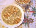 Štědrovečerní rybí polévka podle mojí babičky